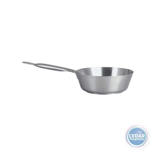 Paderno Sauteuse Stainless Steel Tapered - 4 Sizes