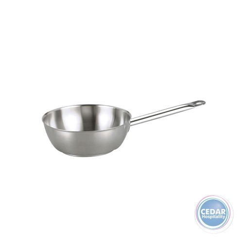 Chef Inox Elite Sauteuse - 3 Sizes