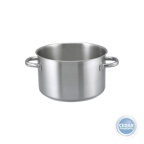 Paderno Saucepot Stainless Steel - 5 Sizes