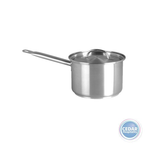 Chef Inox Elite Saucepan with Lid - 5 Sizes