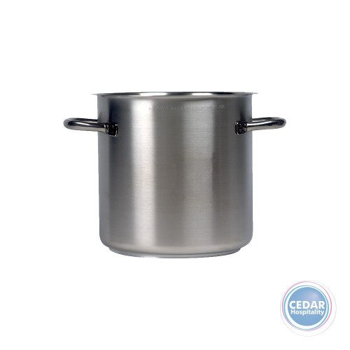 Paderno Stockpot Stainless Steel - 6 Sizes