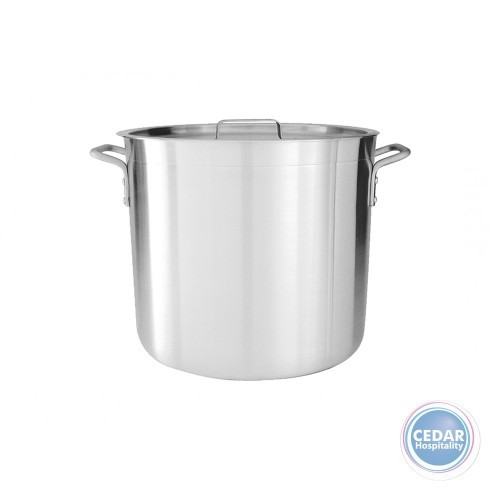 Stockpot Aluminium - 15 Sizes