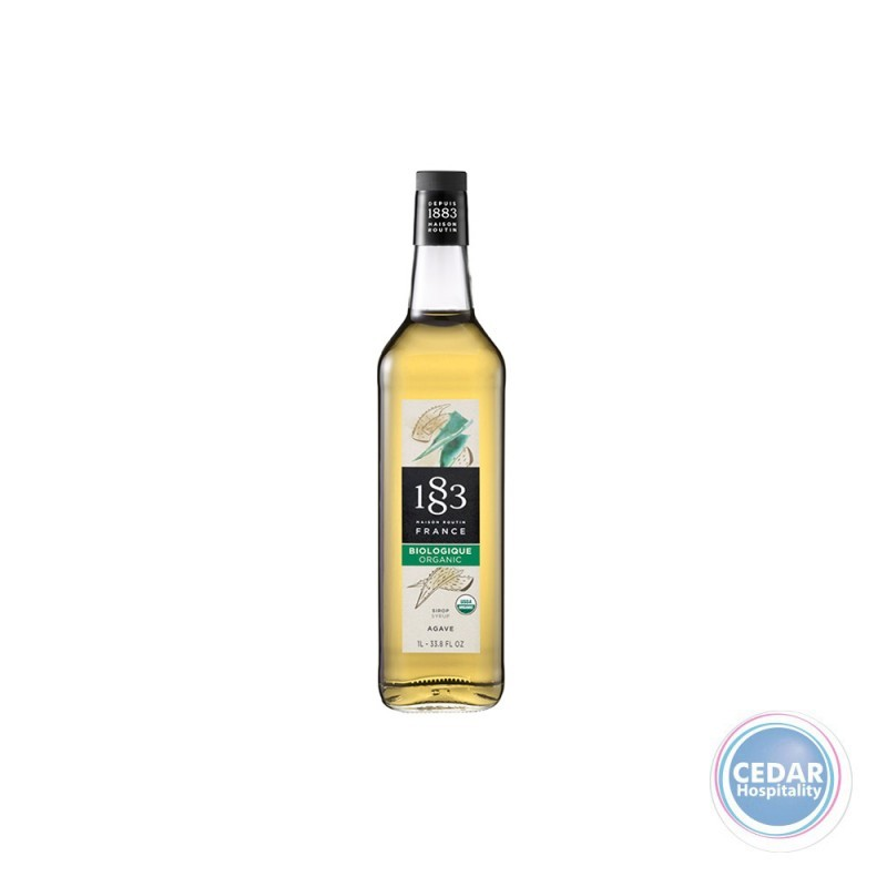 1883 Syrup 1litre - Agave Organic