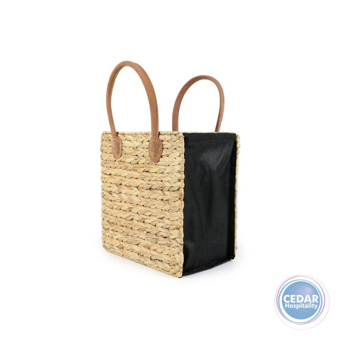 Robert Gordon Harvest Collapsible Tote with Seude Handles - 41.5 x 38 x 17cm