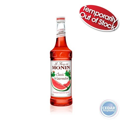Monin Syrup 700ml - Watermelon