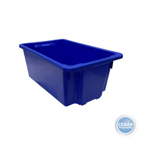 Nally Crate 52.0lt 645 x 413 x 276mm - 4 Colours
