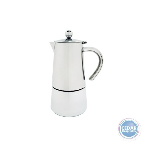 Incasa Stainless Steel Coffee Percolator 4 Cup