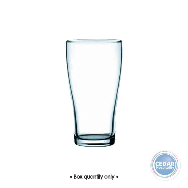 Arcoroc Tempered Conical 285ml - Box Qty Only - 48 P/Box