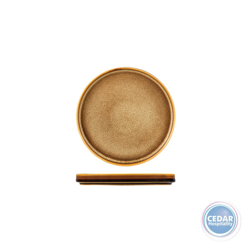 Sango Round Stackable Plate Arica – 2 Sizes