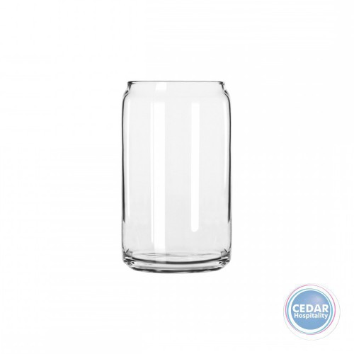 Libbey Glass Beer Can 473ml - Box Qty Only - 12 P/Box