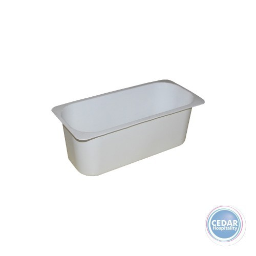 Plastic Ice Cream Container - 5.0Lt