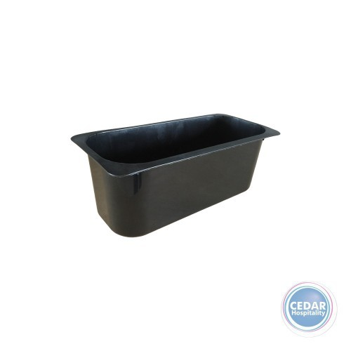 Plastic Ice Cream Container 5.0Lt - 3 Colours