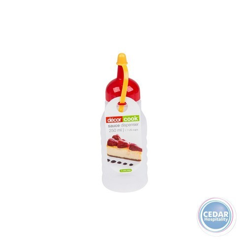 DECOR GENERAL PURPOSE SQUEEZE BOTTLE 250ML