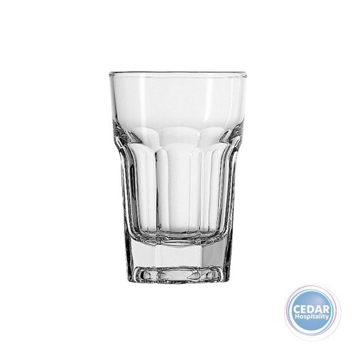 Libbey Gibraltar Hiball Glass - 2 Sizes - Box Qty Only - 6 P/Box