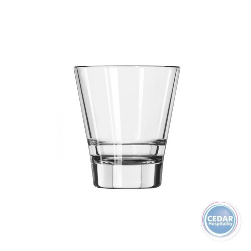 Libbey Endeavour Rocks Glass - 2 Sizes - Box Qty Only - 6 P/Box