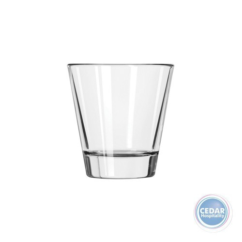 Libbey Elan Rocks Glass - 2 Sizes - Box Qty Only - 6 P/Box