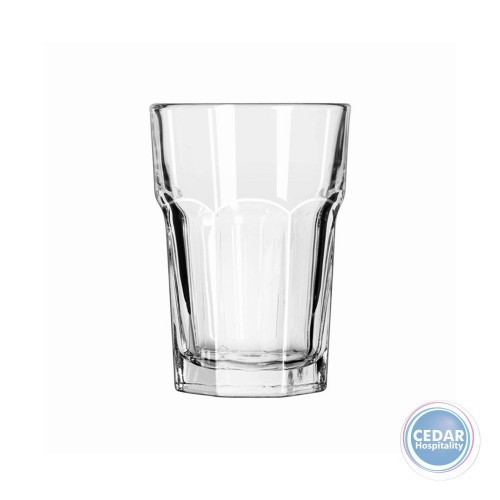 Libbey Gibraltar Beverage Glass - 3 Sizes - Box Qty Only - 6 P/Box