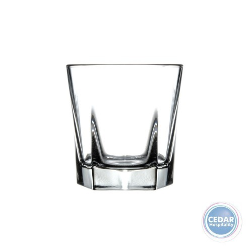 Libbey Inverness Double Old Fashion Glass 370ml - Box Qty Only - 12 P/Box