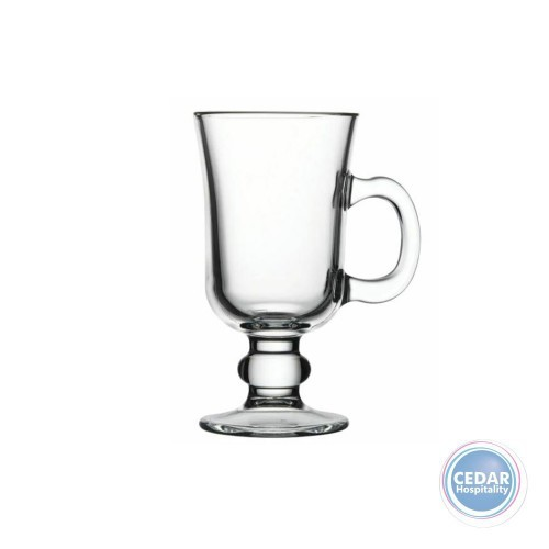 Libbey Irish Coffee Plain Glass 252ml - Box Qty Only - 12 P/Box