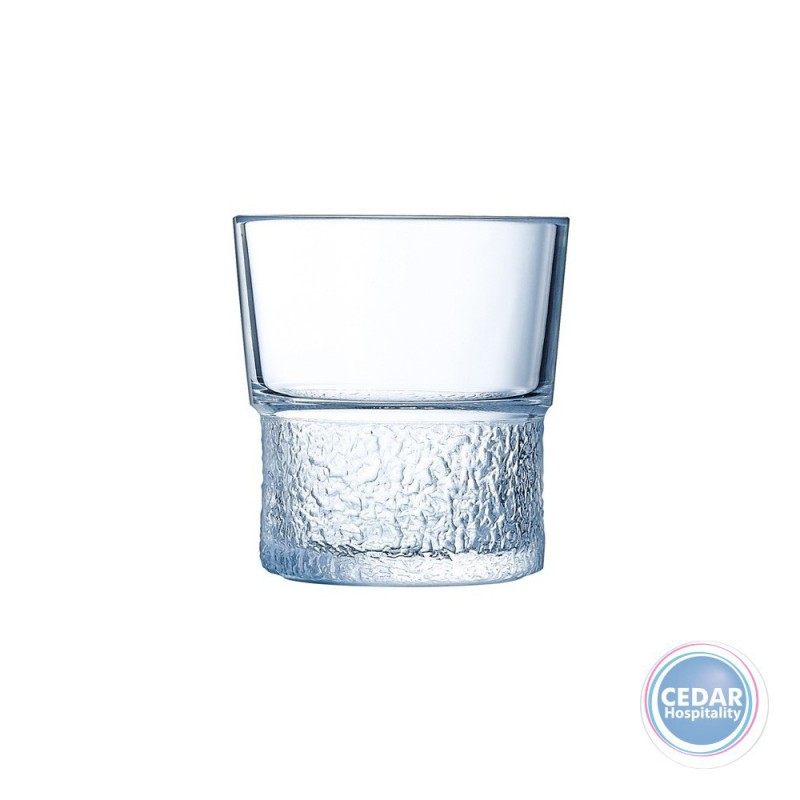Arcoroc Disco Lounge Stackable Old Fashion - 260ml