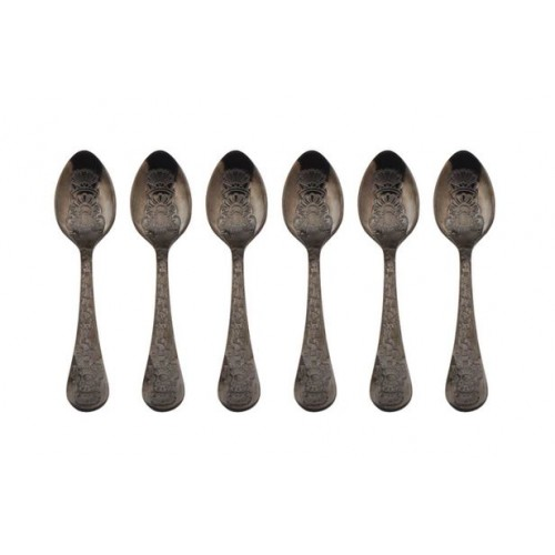Coffee Culture Black Coffee Spoon 6/Set