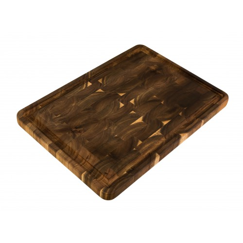End Grain W/ Juice Groove Cutting Board Peer Sorrensen Acacia 50.5x36x3.3cm