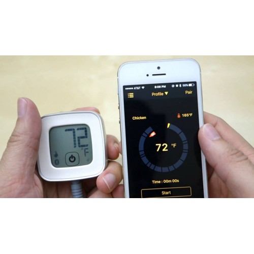 Avanti Digital Bluetooth Kitchen Thermometer