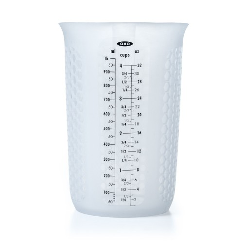 Oxo Squeeze & Pour Silicone 1L Measuring Cup