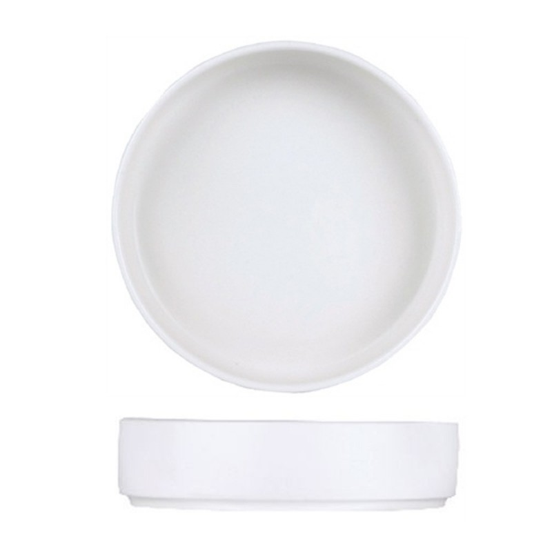 Steelite Performance Taste - White Round Stacking Tray