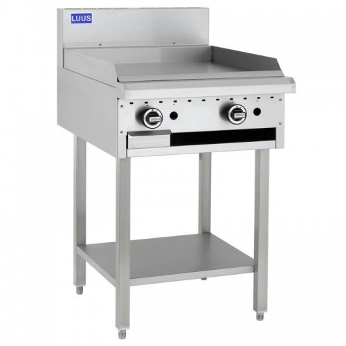Essential Grill & Stand with Shelf 600mm