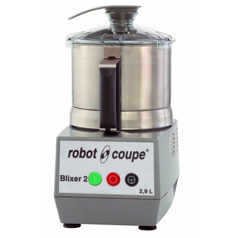 Robot Coupe Blixer 2 - 2.9Lt S/S Bowl with Handle