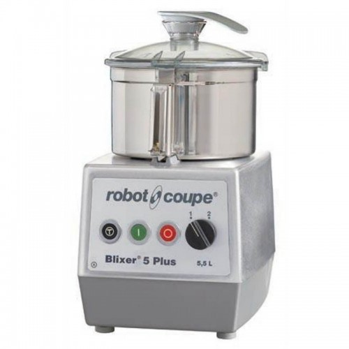 Robot Coupe Blixer 5 PLUS - 5.5Lt S/S Bowl with Handle
