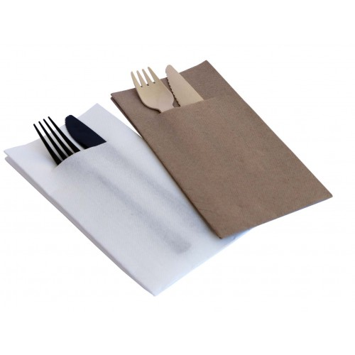 CAPRICE PLATINUM POCKET DINNER NAPKIN