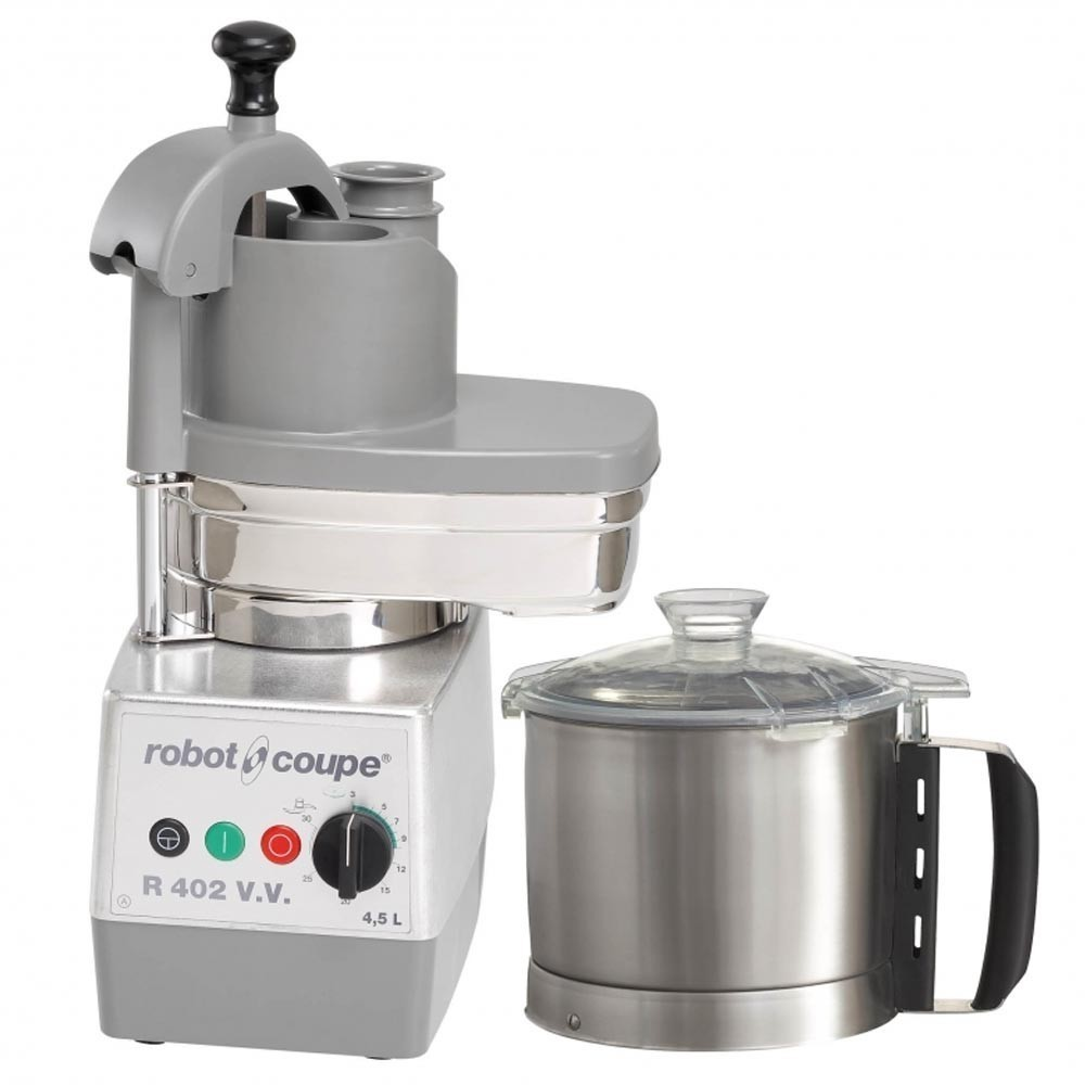 robot coupe food processor r402 v v 4 5lt bowl cedar hospitality supplies. Black Bedroom Furniture Sets. Home Design Ideas