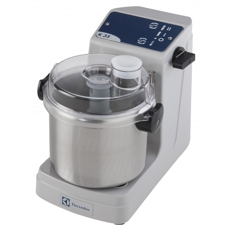 Electrolux Pro Cutter/Mixer  3.5l  1 Speed  1.5kg/Cycle (K35)