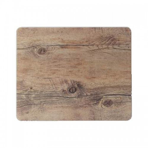Melamine Driftwood Flat Gastronorm Tray / Platter - 1/2 size