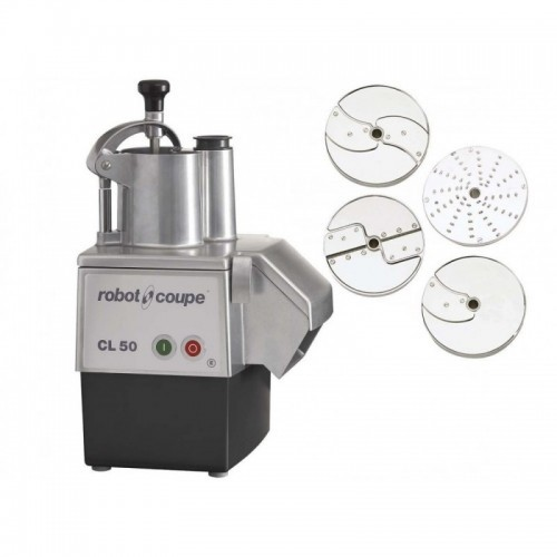 Robot Coupe Vegetable Preparation Machine CL50 - PACK B
