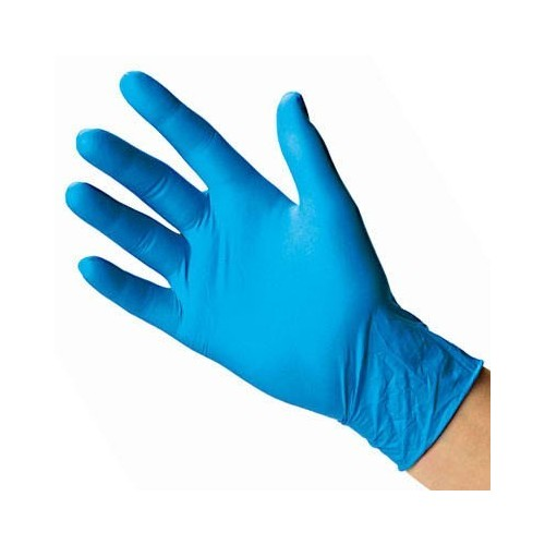 Disposable Gloves Blue - Powder Free