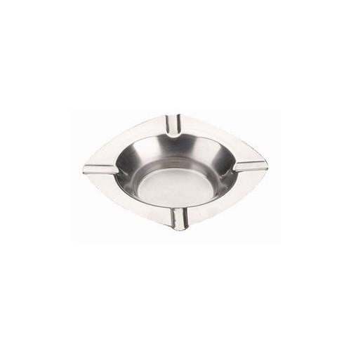 Ashtray Stainless Steel - 115mm