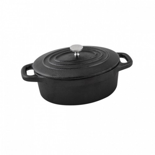 Moda Provence Mini Oval Casserole - Cast Iron