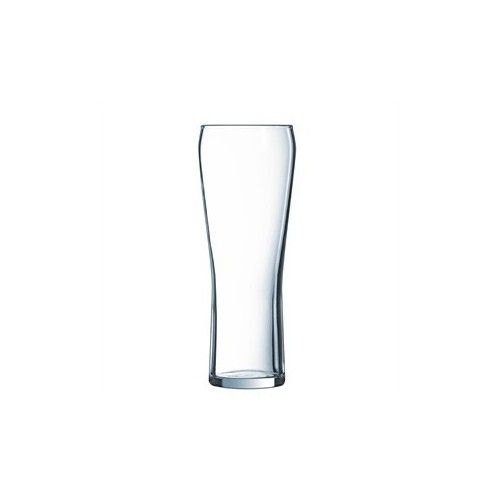 Arcoroc Edge Beer Glass - 425ml -  (Box of 24)