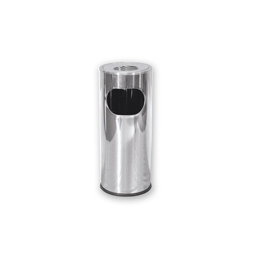 Stand Ashtray With Removable Bin