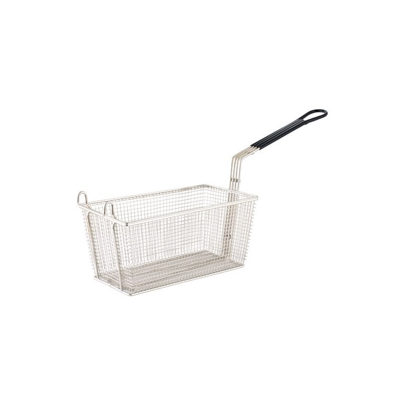 Fry Basket Rectangular Deep