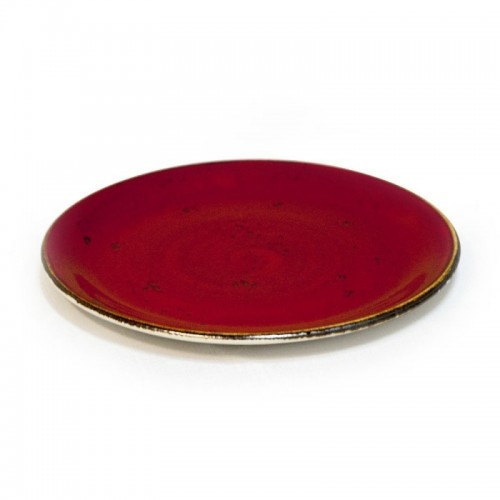 Craft Pizza Plate Red - 315mm
