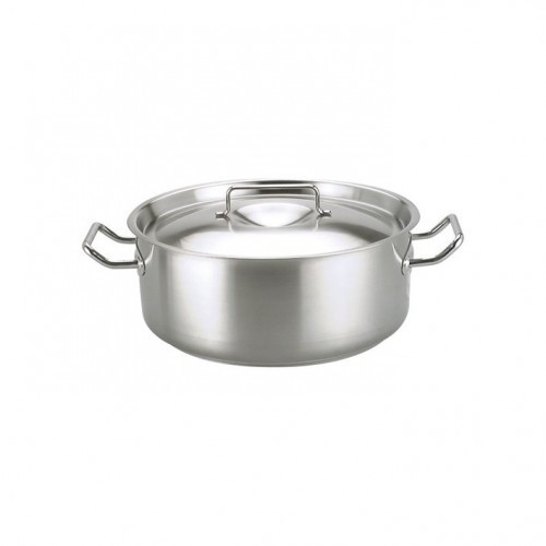 Chef Inox Elite Casserole - With Lid