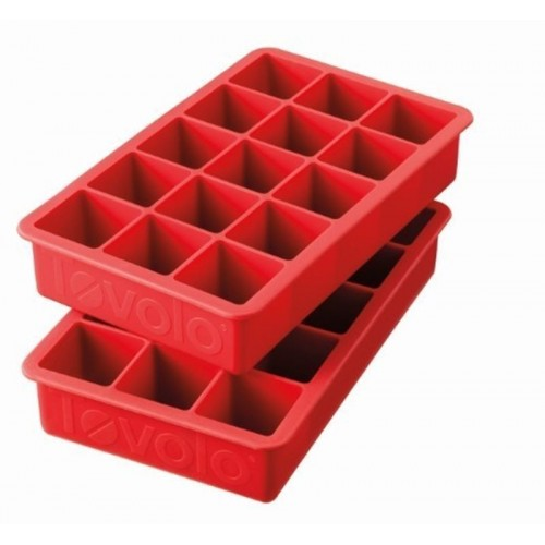 Tovolo Perfect Cube Ice Tray - Set of 2