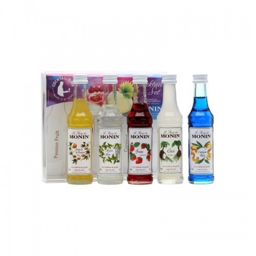 Mini Cocktail Pack - 5 Flavours