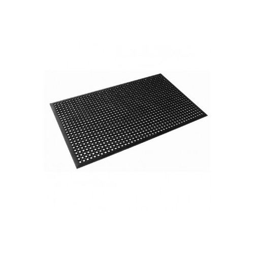 Safety Mat With Round Holes