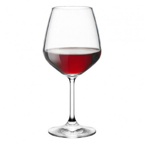 Restaurant Red Wineglass - 530ml
