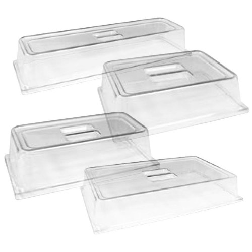 Melamine Cover Clear